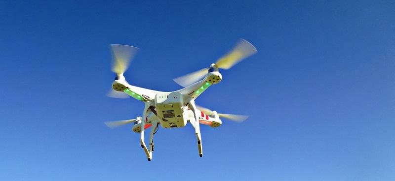 ems drone tech