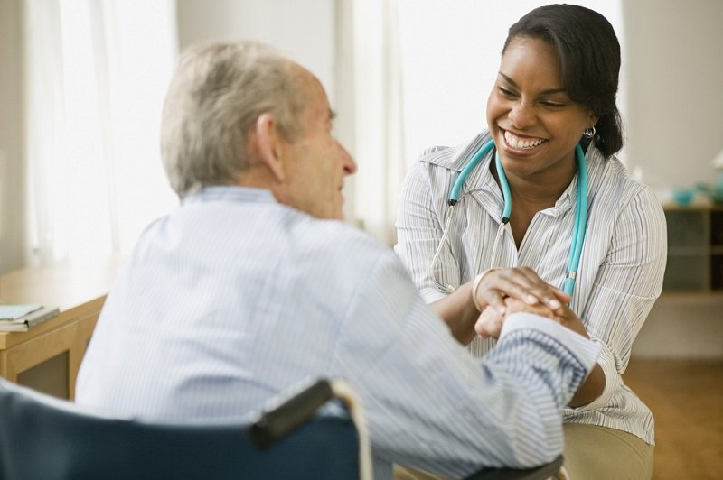working with older patients